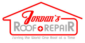 Jordan's Roof Repair Logo