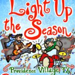Light Up The Season CHRISTMAS FLYER