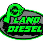 Plano Diesel Logo Distressed